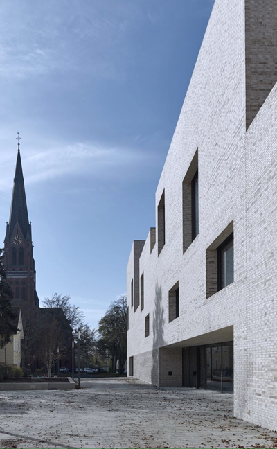 City library Heidenheim<br><br>
